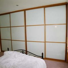5 Cool Designs of Fitted Sliding Door Wardrobes